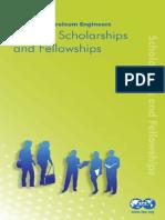 SPE Scholarship Brochure