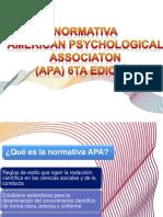 Normativa APA