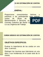 Curso-Estimación de Costos.Jun-2006