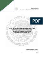 Guía Técnica MP 23-OCT-2013