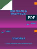 Go Mobiles Presentation