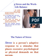 Managing Stress and the WorkLife Balance