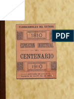 Esposición industrial del Centenario 1810-1910. (1910)