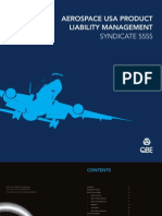 QBE Aerospace USA Product Liability Management