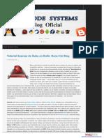 Xenodesystems Blogspot Mx