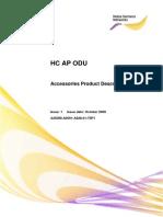HC AP ODU Accessories Product Description