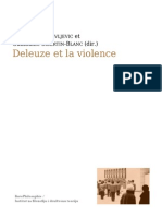 Deleuze Violence 26 Juin2012