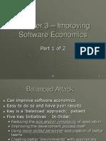 6516.Chapter3-Part1-ImprovingSoftwareEconomics