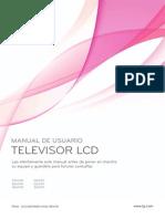 01 Manual Tv Lg Manteniento Limpieza Reparacion