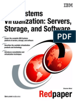 IBM Systems Virtualizacion Servers Storage and Software