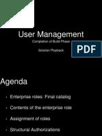 Enterprise Roles