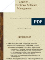 Chapter1-ConventionalSoftwareManagement