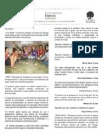 Informativo Raposos Sustentável - Ano 1 - nº 2