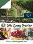 Gooseberry Spring Preview 2014