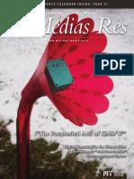 In Medias Res Spring 2014