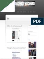 TIMA Press Page