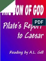 Pilates Report to Caesar