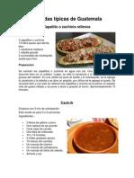 Comidas típicas de Guatemala.docx