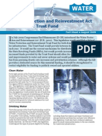 Water Protection and Reinvestment Act Clean Water Trust Fund