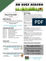 March 7 Newsletter