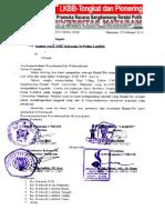 Undangan (Pendelegasian Peserta) Lkbb-t Dan Pionering (Pramuka Universitas Mataram)