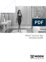 Moen Vertical Spa Design Guide