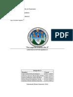 Pre-reporte Práctica No. 8 Cinética de la reacción de azul de metileno ácido ascórbico