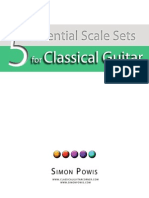 5 Essential Scale Sets by Simon Powis