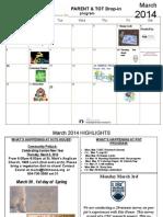 KNH Calendar March2014