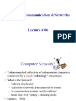 Network Types,Layered Architecture