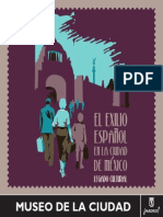 EXILIO ESPAÑOL LEGADO CULTURAL