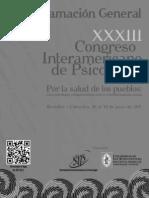 33 Congreso de La SIP Medellin 2011 Programa Final