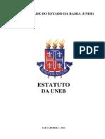 Estatuto Da UNEB 10-2009