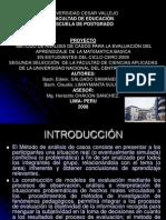 Proyecto Investigacion Ucv 2008