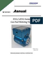 Precision XVG Fuel Valve