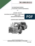TM 5-3800-205-23-2 MODEL 613CS