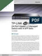 TL-SG5428 V1 Datasheet