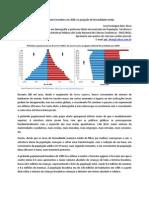 O envelhecimento brasileiro em 2085 na projeção de fecundidade média