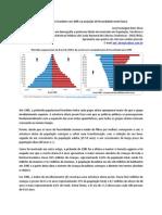 O envelhecimento brasileiro em 2085 na projeção de fecundidade muito baixa