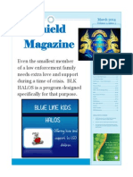 Shield Magazine March 2014
