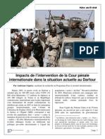 Crise Au Darfour