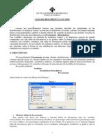 Analisis Descriptivo Con Spss