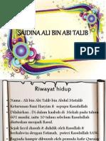 Saidina Ali Bin Abi Talib