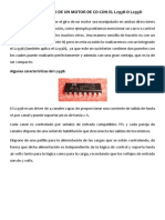 Invertir El Giro de Un Motor de CD Con El l293b o l293d