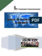 Manual Para El Intercambio Academico2014