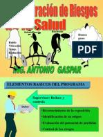 Salud Ocupacional .a Gaspar