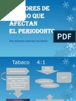 Factores de riesgo que afectan el periodonto.pptx