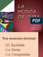 La Musica de Cuba
