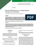Nevos Melanociticos y No Melanoc