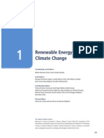 Chapter 1 Renewable Energy and Climate Change
